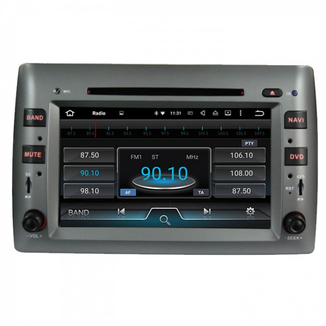 fiat stilo android 5 1 1 autoradio dvd gps navigation android 5 1 1 autoradio lecteur dvd gps. Black Bedroom Furniture Sets. Home Design Ideas