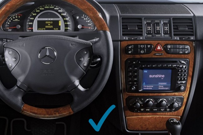 mercedes classe c w203 android 6 0 autoradio dvd gps. Black Bedroom Furniture Sets. Home Design Ideas