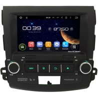 Citroën C-Crosser Android 5.1.1 Autoradio DVD GPS Navigation avec Ecran tactile Bluetooth Parrot Telecommande au Volant DAB+ Microphone RDS CD SD USB Wifi TV MirrorLink OBD2 - Android 5.1.1 Autoradio Lecteur DVD GPS Compatible pour Citroën C-Crosser