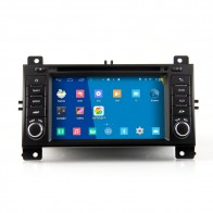 Chrysler Town & Country S160 Android 4.4.4 Autoradio GPS DVD Avec Quad-Core HD Ecran tactile capacitif multi-point Bluetooth GPS Wifi TV DVR MirrorLink 4G - S160 Android 4.4.4 Autoradio Lecteur DVD GPS Compatible pour Chrysler Town & Country (2011-2014)