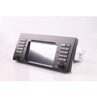 BMW E39 Android 4.0 Autoradio DVD GPS TNT TV iPod Wifi 3G USB SD option - Autoradio Multimedia Double Din sous Android 4.0 special pour BMW Série 5 E39 Bluetooth GPS Lecteur DVD voiture (1995-2003)