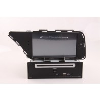 Audi A4 Android 4.0 Autoradio DVD GPS TNT TV iPod Wifi 3G USB SD option - Autoradio Multimedia Double Din sous Android 4.0 special pour Audi A4 Bluetooth GPS Lecteur DVD voiture (2008-2014)
