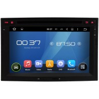 Citroën C3 Picasso Android 5.1.1 Autoradio DVD GPS Navigation avec Ecran tactile Bluetooth Parrot Telecommande au Volant DAB+ Microphone RDS CD SD USB 3G Wifi TV MirrorLink OBD2 - Android 5.1.1 Autoradio Lecteur DVD GPS Compatible pour Citroën C3 Picasso