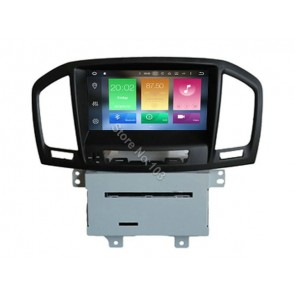 Android 6.0.1 Autoradio Lecteur DVD GPS Compatible pour Opel Insignia (2009-2013)-1