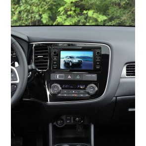 Mitsubishi Outlander S160 Android 4.4.4 Autoradio GPS DVD avec HD Ecran tactile Support Smartphone Bluetooth kit main libre Microphone RDS CD SD USB 3G Wifi TV MirrorLink - S160 Android 4.4.4 Autoradio Lecteur DVD GPS Compatible pour Outlander (2013-2015)