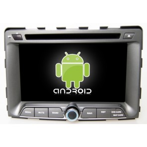 SsangYong Rodius Android 6.0 Autoradio DVD GPS Navigation avec Ecran tactile Bluetooth Telecommande au Volant Disque Dur Micro RDS CD SD USB 4G Wifi TV MirrorLink OBD2 - Android 6.0 Autoradio Lecteur DVD GPS Compatible pour SsangYong Rodius