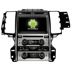 Android 6.0 Autoradio Lecteur DVD GPS Compatible pour Ford Taurus (2012-2016)1