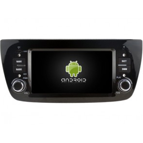Opel Combo Android 5.1.1 Autoradio DVD GPS Navigation avec Ecran tactile Bluetooth Telecommande au Volant DAB+ Microphone RDS CD SD USB 3G Wifi TV MirrorLink OBD2 - Android 5.1.1 Autoradio Lecteur DVD GPS Compatible pour Opel Combo (De 2012)