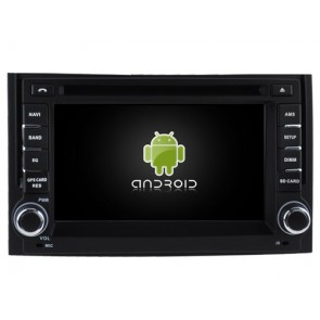 Hyundai i800 Android 6.0.1 Autoradio DVD GPS avec Octa Core 2G Ram Ecran tactile Commande au volant et Kit mains libres Bluetooth Micro DAB+ CD USB 4G Wifi TV MirrorLink OBD2 - Android 6.0.1 Autoradio Lecteur DVD GPS Compatible pour Hyundai i800 (De 2007)