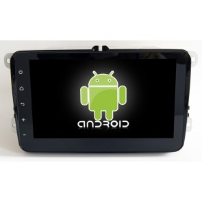 Seat Alhambra Android 6.0 Autoradio DVD GPS Navigation avec Ecran tactile Bluetooth Telecommande au Volant Disque Dur Micro RDS CD SD USB 4G Wifi TV MirrorLink OBD2 - Android 6.0 Autoradio Lecteur DVD GPS Compatible pour Seat Alhambra
