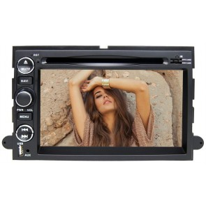 Android 6.0 Autoradio Lecteur DVD GPS Compatible pour Ford Mustang (2005-2009)-1