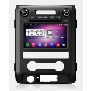S160 Android 4.4.4 Autoradio Lecteur DVD GPS Compatible pour Ford F-150 (2009-2012)-1