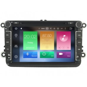 Android 6.0.1 Autoradio Lecteur DVD GPS Compatible pour Skoda Roomster (2006-2015)-1