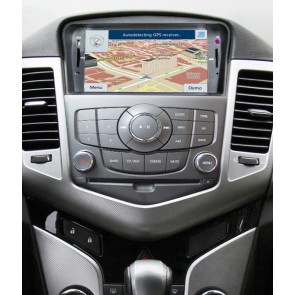Chevrolet Cruze S160 Android 4.4.4 Autoradio GPS DVD avec HD Ecran tactile Support Smartphone Bluetooth kit main libre Microphone RDS CD SD USB 3G Wifi TV MirrorLink - S160 Android 4.4.4 Autoradio Lecteur DVD GPS Compatible pour Chevrolet Cruze (2008-2012
