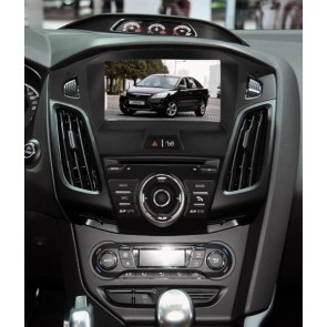 Ford Focus S160 Android 4.4.4 Autoradio GPS DVD avec HD Ecran tactile Support Smartphone Bluetooth kit main libre Microphone RDS CD SD USB 3G Wifi TV MirrorLink - S160 Android 4.4.4 Autoradio Lecteur DVD GPS Compatible pour Ford Focus (2012-2014)