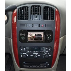 Chrysler Town & Country S160 Android 4.4.4 Autoradio GPS DVD avec Ecran tactile Support Smartphone Bluetooth kit main libre Micro CD USB Wifi TV MirrorLink - S160 Android 4.4.4 Autoradio Lecteur DVD GPS Compatible pour Chrysler Town & Country (2000-2007)