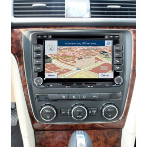Skoda Roomster S160 Android 4.4.4 Autoradio GPS DVD avec HD Ecran tactile Support Smartphone Bluetooth kit main libre Microphone RDS CD SD USB 3G Wifi TV MirrorLink - S160 Android 4.4.4 Autoradio Lecteur DVD GPS Compatible pour Skoda Roomster (2006-2013)