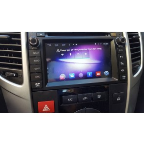 Kia Ceed S160 Android 4.4.4 Autoradio GPS DVD avec HD Ecran tactile Support Smartphone Bluetooth kit main libre Microphone RDS CD SD USB 3G Wifi TV MirrorLink - S160 Android 4.4.4 Autoradio Lecteur DVD GPS Compatible pour Kia Ceed (2009-2013)