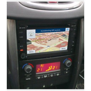 Peugeot 307 S160 Android 4.4.4 Autoradio GPS DVD avec HD Ecran tactile Support Smartphone Bluetooth kit main libre Microphone RDS CD SD USB 3G Wifi TV MirrorLink - S160 Android 4.4.4 Autoradio Lecteur DVD GPS Compatible pour Peugeot 307 (2002-2010)