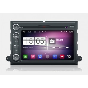 S160 Android 4.4.4 Autoradio Lecteur DVD GPS Compatible pour Ford Mustang (2005-2009)-1