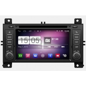 S160 Android 4.4.4 Autoradio Lecteur DVD GPS Compatible pour Chrysler Town & Country (2011-2014)-1