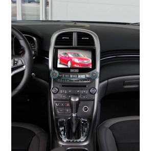 Chevrolet Malibu S160 Android 4.4.4 Autoradio GPS DVD avec HD Ecran tactile Support Smartphone Bluetooth kit main libre Microphone RDS CD SD USB 3G Wifi TV MirrorLink - S160 Android 4.4.4 Autoradio Lecteur DVD GPS Compatible pour Chevrolet Malibu (De 2012