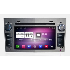 S160 Android 4.4.4 Autoradio Lecteur DVD GPS Compatible pour Opel Astra (2004-2009)-1