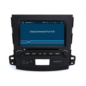 Citroën C-Crosser Android 5.1.1 Autoradio DVD GPS Navigation Avec Ecran tactile capacitif Bluetooth RDS CD USB SD TV 3G Wifi Internet MirrorLink OBD2 - Android 5.1.1 Autoradio Lecteur DVD GPS Compatible pour Citroën C-Crosser (2007-2012)