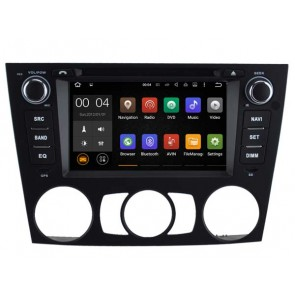 BMW Série 3 E93 Android 7.1 Autoradio DVD GPS avec 2G Ram Ecran tactile Commande au volant et Kit mains libres Bluetooth Micro DAB+ CD SD USB 4G Wifi TV MirrorLink OBD2 - Android 7.1.1 Autoradio Lecteur DVD GPS Compatible pour BMW Série 3 E93 (2005-2012)
