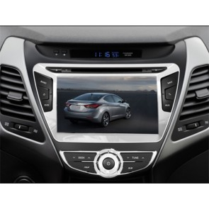 Hyundai Elantra S160 Android 4.4.4 Autoradio GPS DVD avec HD Ecran tactile Support Smartphone Bluetooth kit main libre Microphone RDS CD SD USB 3G Wifi TV MirrorLink - S160 Android 4.4.4 Autoradio Lecteur DVD GPS Compatible pour Hyundai Elantra (2014-2016