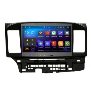 Android 5.1.1 Autoradio Lecteur DVD GPS Compatible pour Mitsubishi Galant Fortis (2007-2016)-1